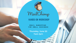 MailChimp Hands-On Workshop: Email Marketing for Small Business @ The Offices at Spenryn